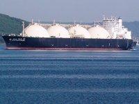 Cezayir'den yola çıkan LNG gemisi 17 Ağustos'ta Türkiye'ye ulaşacak