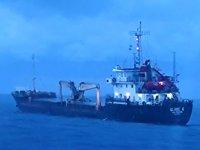'Globe 6' isimli gemi, Filipinler'de karaya oturdu