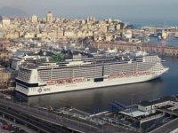 MSC Cruises'ın amiral gemisi MSC Grandiosa, yolcularını yeniden ağırlamaya başladı