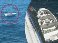 Marmara'nın ortasında 3 gün yardım bekledi! Çiğ balık yiyerek hayatta kaldı!