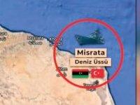Türkiye ve Katar, Libya'da deniz üssü kurma konusunda anlaştı