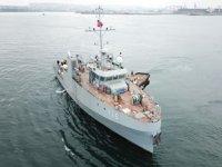 Deniz Kuvvetleri Komutanlığı'na 2 adet Acil Müdahale ve Dalış Eğitim Botu teslim edilecek