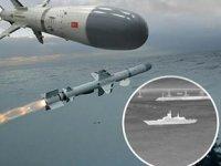 Denizaltılar seyir füzelerini bekliyor