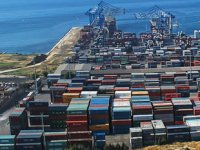 Limanlarda elleçlenen yük miktarı yüzde 2,6 arttı