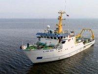 Koca Piri Reis araştırma gemisi Karadeniz'de gaz hidrat arıyor