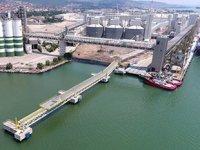 Safiport'ta ilk faz yatırımı 250 milyon dolara ulaştı