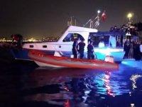 İstanbul Boğazı'nda tekne denetimi yapıldı