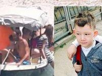 Foça'daki tekne faciasında kaybolan minik Sarp'ın cansız bedeni bulundu