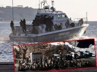 Rodos açıklarında göçmenleri taşıyan tekne battı: 14 kişi kayıp