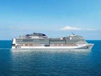 Yolcu gemileri, Akdeniz'e inmeye başladı