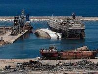 Beyrut Limanı'nda yeni bir facianın eşiğinden dönüldü