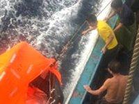 Çin'de balıkçı teknesi battı: 12 kayıp, 2 kişi kurtarıldı