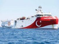 Doğu Akdeniz'de MTA Oruç Reis sismik araştırma gemisi için Navtex uzatıldı