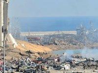Çin, gözünü Beyrut Limanı'na çevirdi