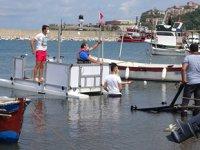 TUBİTAK destekli insansız su altı aracı testleri sürüyor