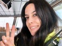 Kıyı Emniyeti'ndeki ilk kadın römorkör kaptanı Gizem Turan, görevine başladı