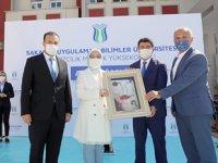 Sakarya Uygulamalı Bilimler Üniversitesi Denizcilik Meslek Yüksekokulu törenle açıldı