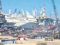 Aliağa, gemi sökümde yılda 200 milyon dolar gelir elde ediyor