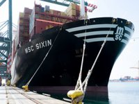 Valencia Limanı, MSC mega gemi çağrısıyla konteyner hareket rekoru kırdı
