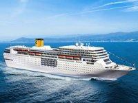 Costa Cruise Line bazı seferlere devam ediyor