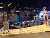 Alanya'da 120 kaçak göçmen yakalandı
