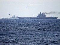 Rusya, 15 adet savaş gemisini Mısır'ın kuzeyine konuşlandırdı