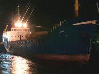 İstanbul Boğazı'nda arıza yapan 'İ. Şengül' isimli gemi kurtarıldı