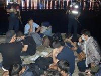 Sürat teknesi ile Sisam Adası'na kaçmak isteyen FETÖ'cüler yakalandı