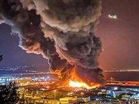 İtalya'daki Ancona Limanı'nda patlama meydana geldi