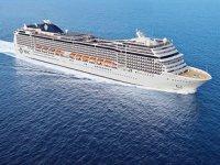 MSC Cruises, MSC Grandiosa'nın tüm seferlerini yılsonuna kadar uzattı