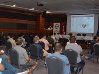 1 Milyon Amatör Denizci Projesi'nde eğitimler sürüyor