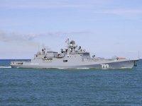 Suriye'ye giden Rus gemileri Kıbrıs'taki limanlara giriyor