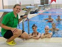 Denizli Büyükşehir Belediyesi'nin havuzları yüzmeye ilgiyi artırdı
