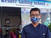 Kemer'de ücretsiz eğitimlerle geleceğin yelkencileri yetiştiriliyor