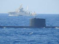 Deniz Kuvvetleri Komutanlığı, İzmir'de fiili eğitim torpidosu atışları gerçekleştirdi