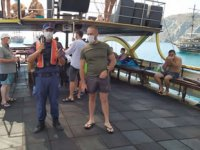 Antalya'da 248 adet tur teknesi denetlendi