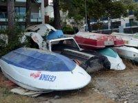 Mudanya'da sahipsiz teknelere satış yolu gözüktü