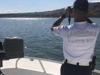Elazığ'da kaçak balık avına 12 bin 500 TL ceza kesildi