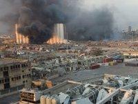 Beyrut Limanı patlaması mağdurlarına 66 milyon dolar yardım dağıtılacak