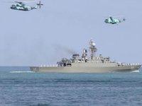 İran Deniz Kuvvetleri, 188 İHA ve helikopter teslim aldı