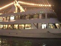 İstanbul Boğazı'nda teknelere corona denetimi yapıldı