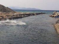 Kocagöl'ün deniz bağlantısı yeniden açıldı