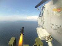Türkiye'nin ilk deniz seyir füzesi 'Atmaca' yılsonu teslim edilecek