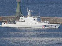 Tayvanlı balıkçı teknesi, Japonya Sahil Güvenlik gemisi ile çatıştı