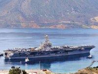 Yunanistan, Girit Adası'ndaki deniz üssünü büyütüyor