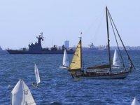 'Klasik Tekneler Buluşması' İstanbul'da gerçekleştirildi