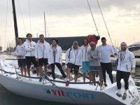 Yılport Yelken Takımı, Bosphorus Cup'ta IRC 1 sınıfı birincisi oldu