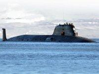 Kazan nükleer denizaltısı, testler için Beyaz Denizi'ne açıldı