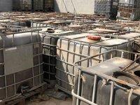 İstanbul'da 413 bin litre kaçak akaryakıt ele geçirildi