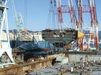 Japonya'nın gemi siparişleri Ağustos ayında arttı